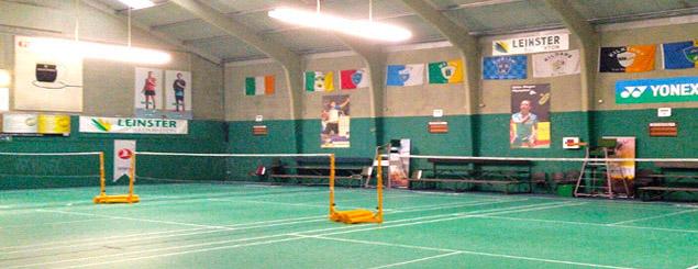 Leinster Badminton Union Master Squads