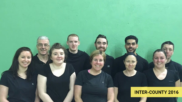 CAC - Inter- County - Leinster Badminton