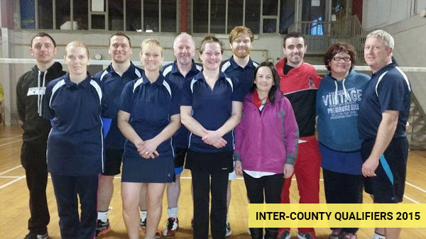 Inter-County Qualifiers 2015 - Leinster Badminton