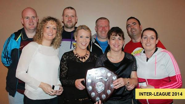 Inter-League 2014 - Leinster Badminton