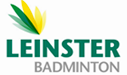 Leinster Badminton Union Logo