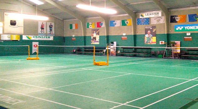 Terenure Badminton Centre - Leinster