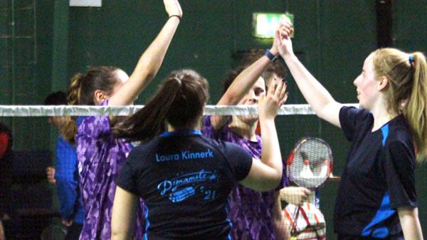 Badminton - Premiere League - Leinster
