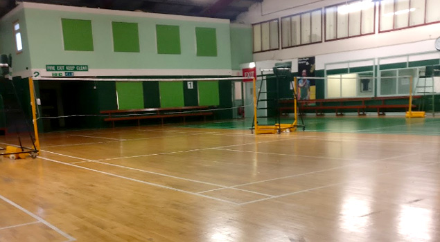 Baldoyle - Book a Court - Leinster Badminton