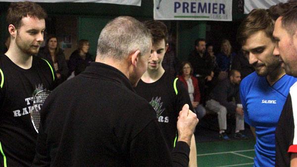 Leinster Badminton Premiere League