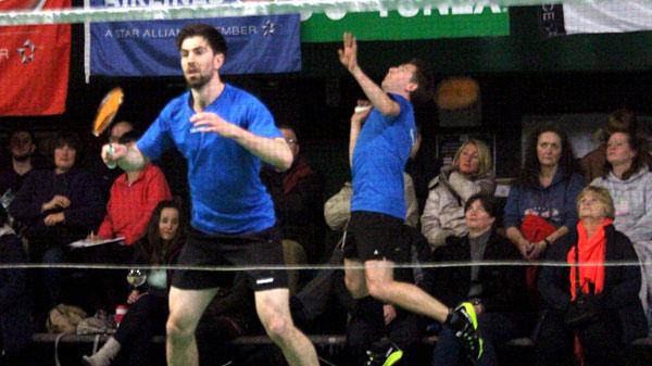 Leinster - Badminton Premiere League