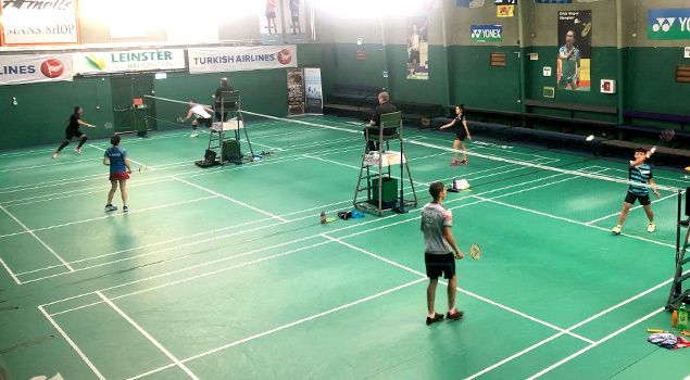 Leinster Badminton Court - Terenure