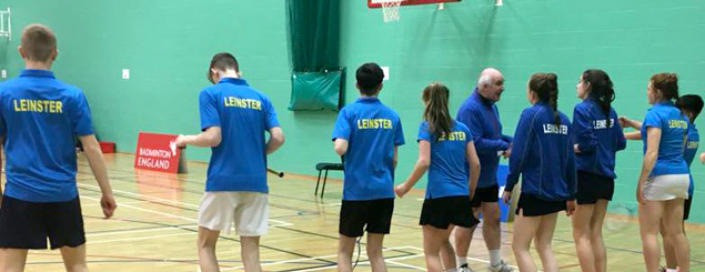 Coaching Leinster Badminton Union