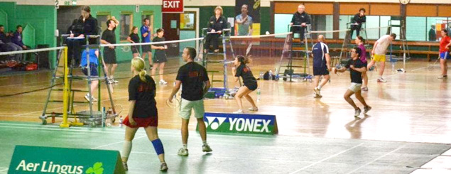 Leinster Badminton - Sponsors & Partners
