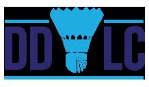 Dublin District Leagues & Cups Logo - Leinster Badminton Ireland