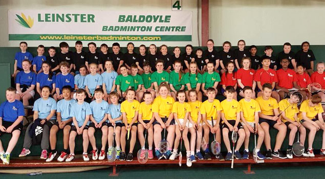 Intercounty Competitions - Juveniles - Leinster Badminton Ireland