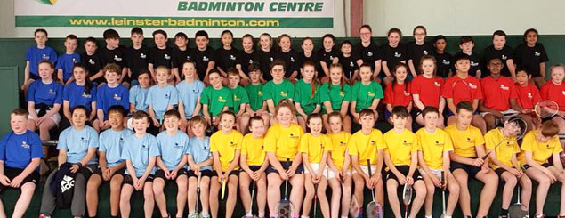 Leinster Badminton Inter-County