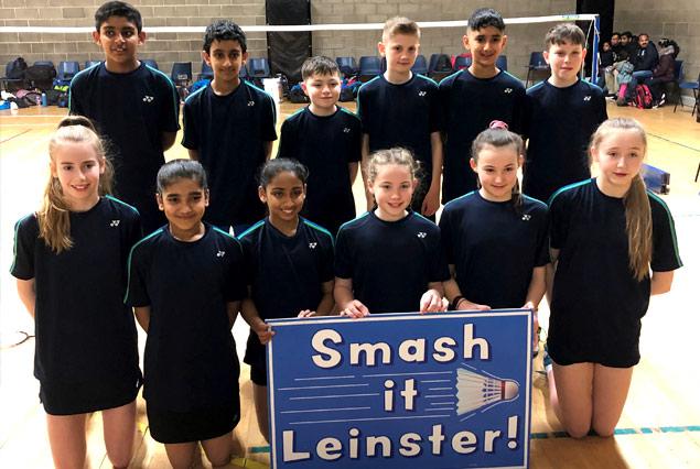 Juveniles Squads - Leinster Badminton - Ireland