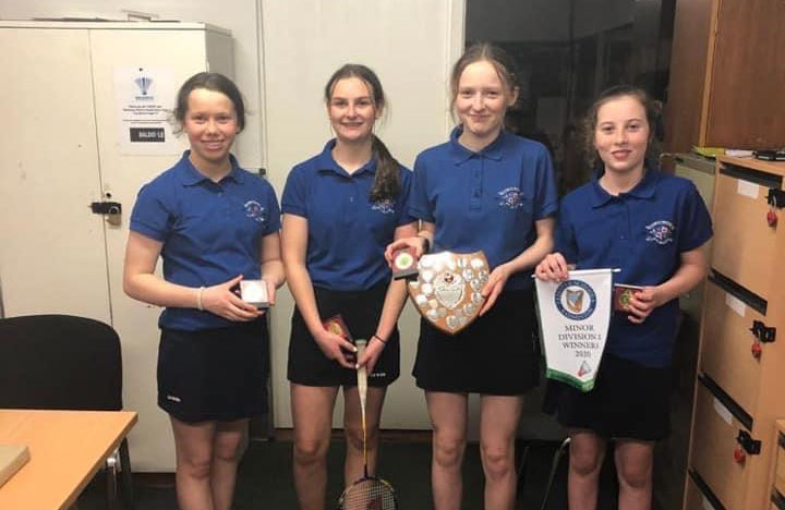 Leinster Badminton Champs - Competition Ireland
