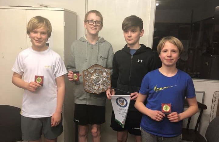 Leinster Badminton Competition - Champs