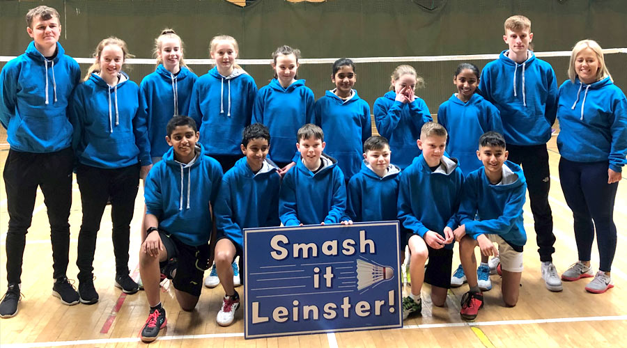 Leinster Badminton Competition Reports