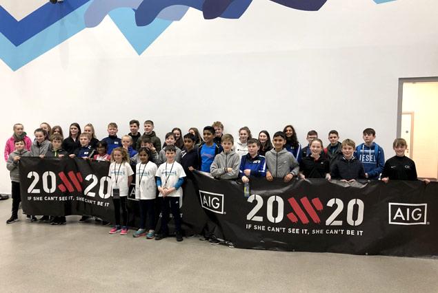 Leinster Badminton Juveniles Squads - Ireland