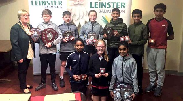 Leinster Badminton Juveniles - Tournaments