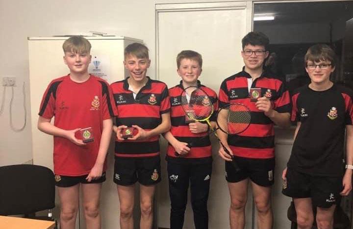 Leinster Badminton Schools - Ireland Champs