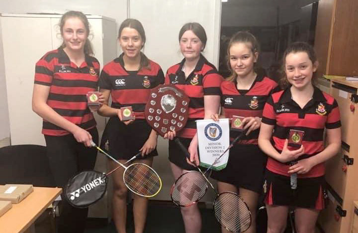 Leinster Badminton Schools - Ireland