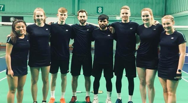 Leinster Badminton Senior Squads - Ireland