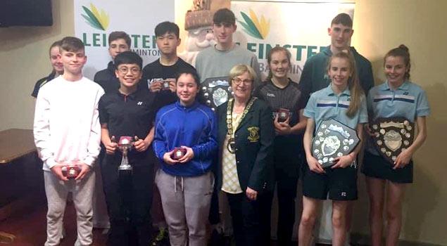 Leinster Badminton Tournaments - Juveniles Ireland