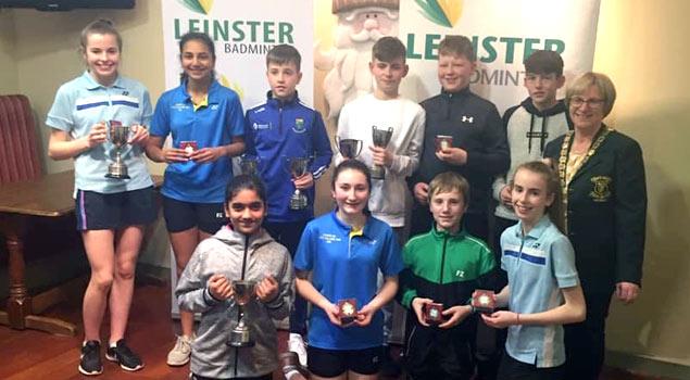 Leinster Badminton Tournaments