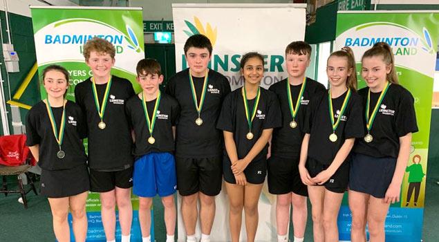 Leinster Badminton - U17 Intercounty Champs