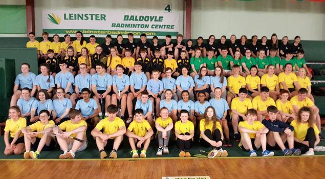 Leinster Badminton - U17 Intercounty