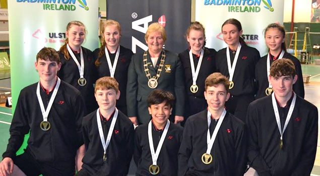 Leinster Badminton - U17 Interprovincial