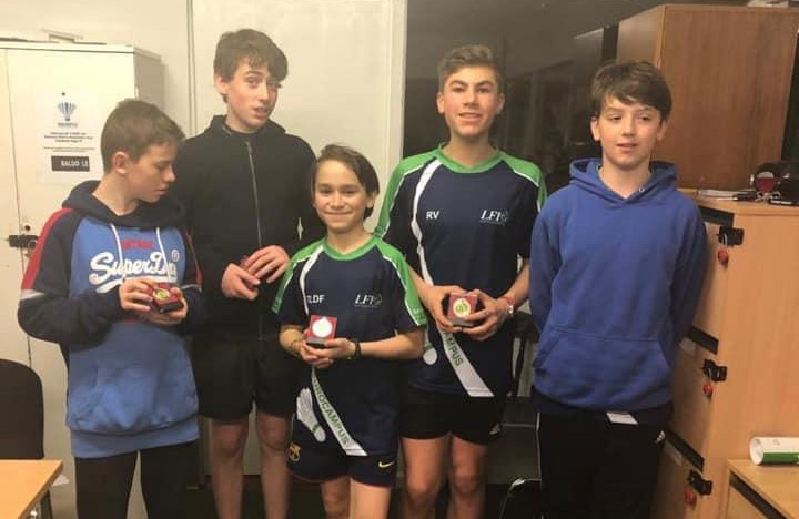 Leinster Competition - Badminton Ireland