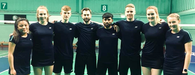 Leinster Badminton Union Senior Squads