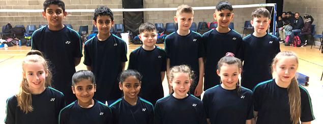 Leinster Badminton Leinster Squads