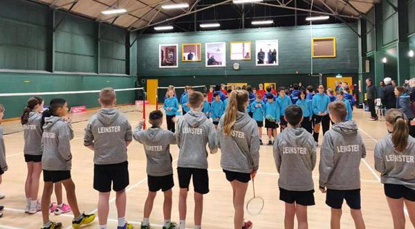 Leinster Team Competitions - Badminton Ireland