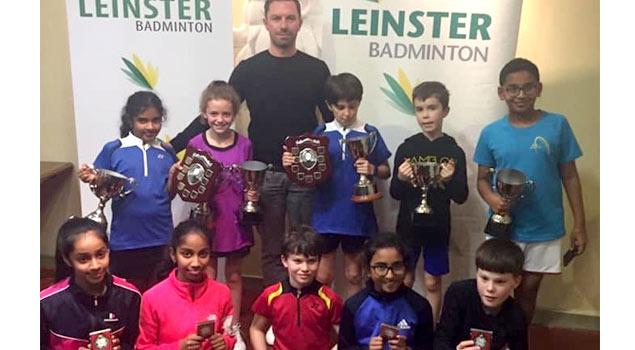 Tournaments Juveniles - Leinster Badminton