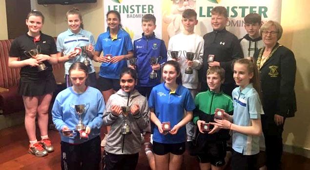Tournaments - Leinster Badminton - Ireland